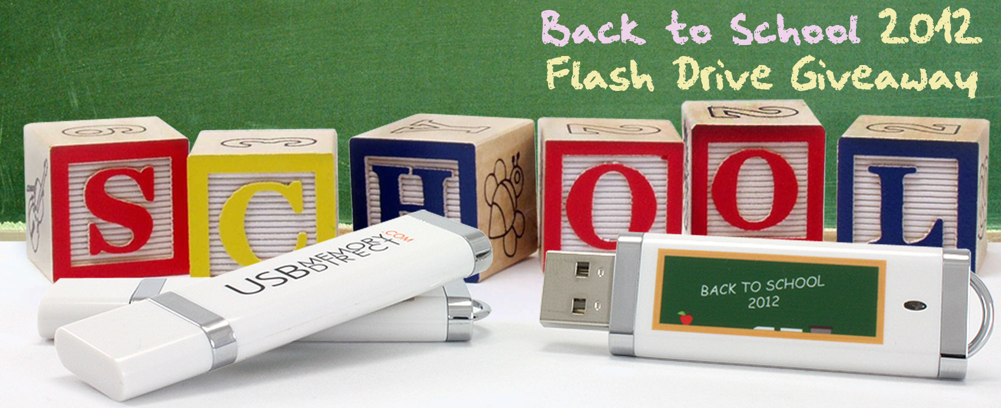 usb memory direct school giveaway
