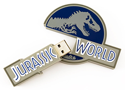 Jurassic World USB preview image