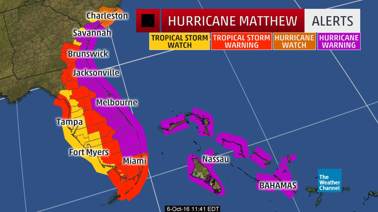 hurricane-matthew-current-watches-warnings