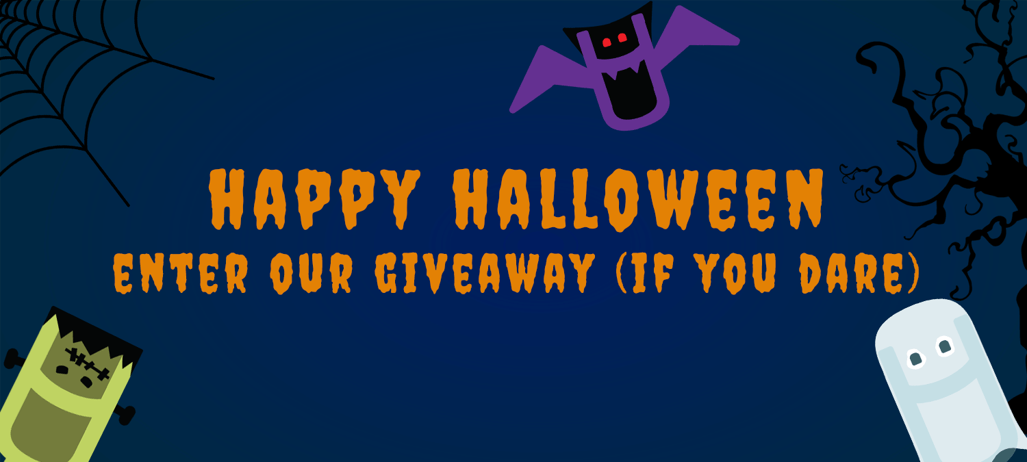 Halloween giveaway contest