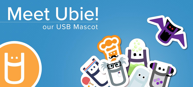 Meet Our Mascot, Ubie!
