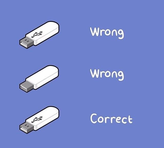 USB Meme