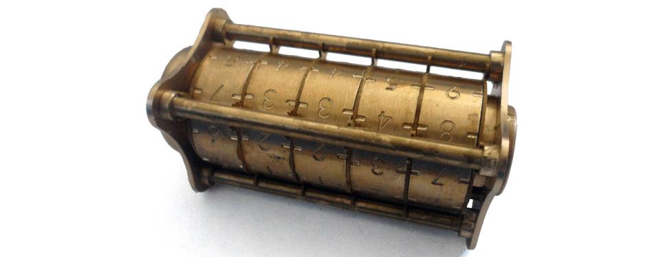 steampunk style cryptex usb flash drive
