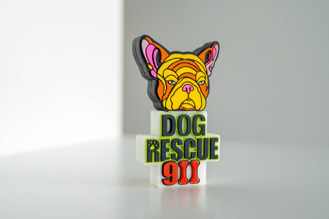 Cool Dog Rescue 911 Flash Drives