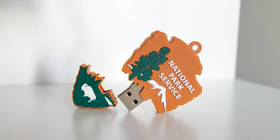 National Park Service USB Drives
