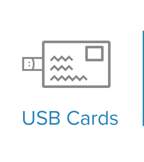 Shop USB Business Cards