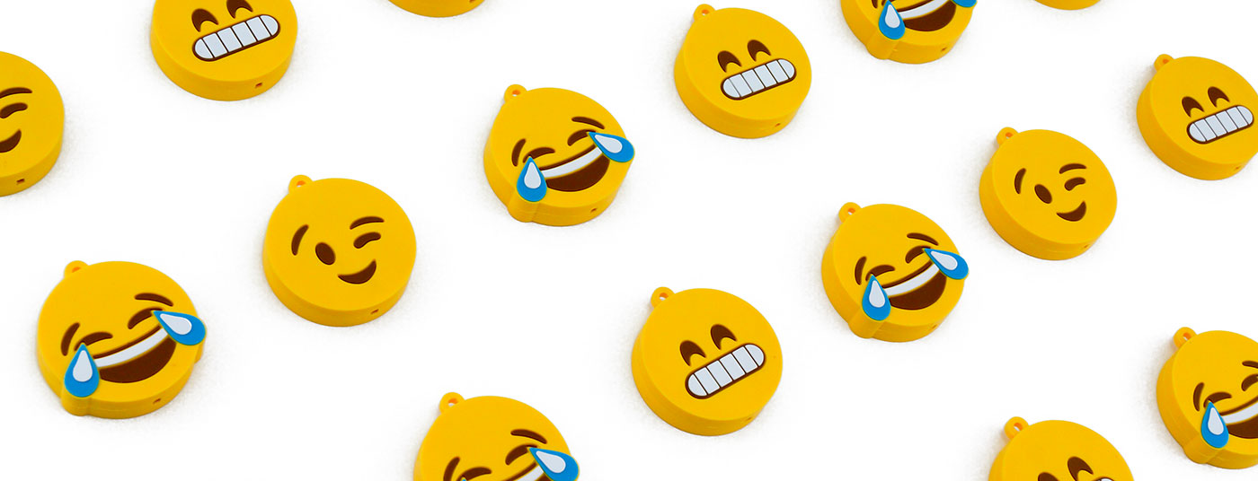 Array Of Emoji Usb Drives