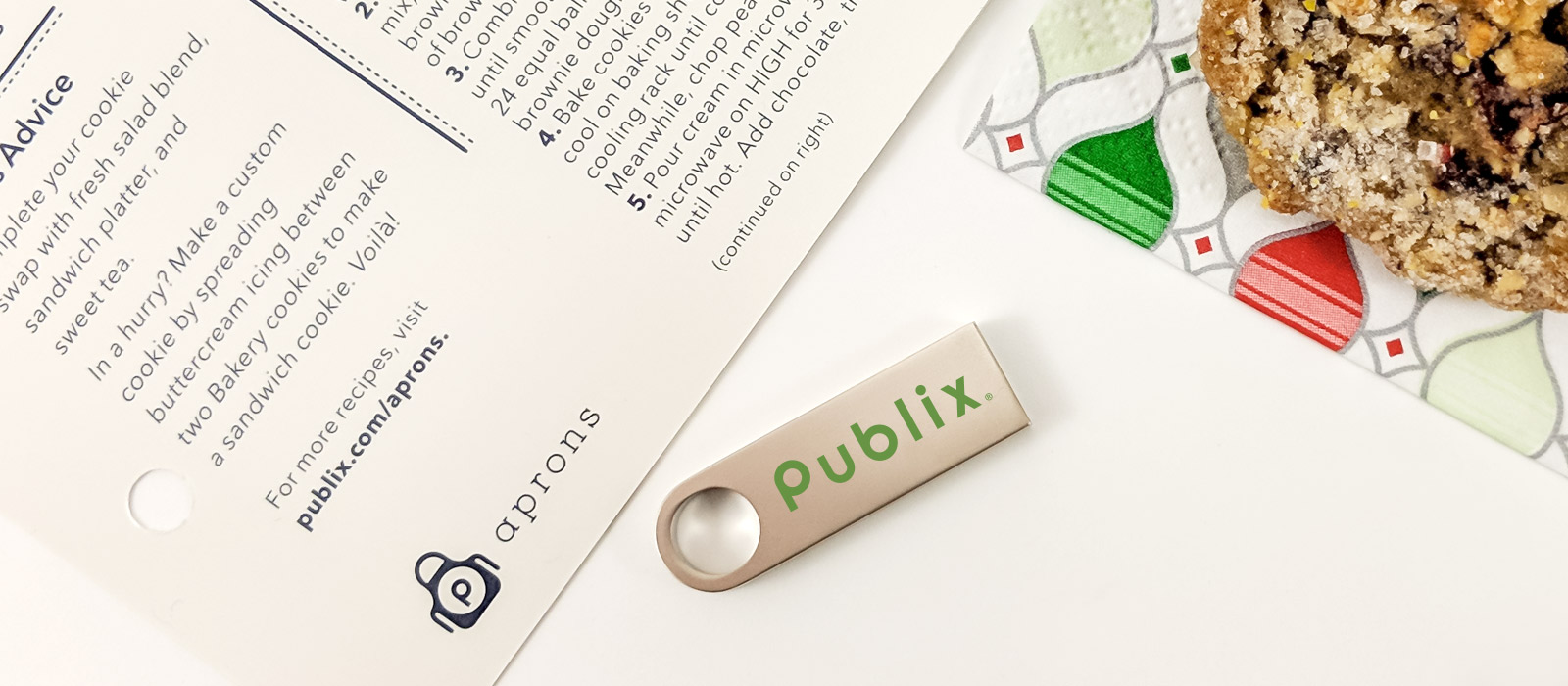Publix Tab Style Usb Flash Drives 1