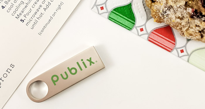Publix Tab Style Usb Flash Drives Thumbnail