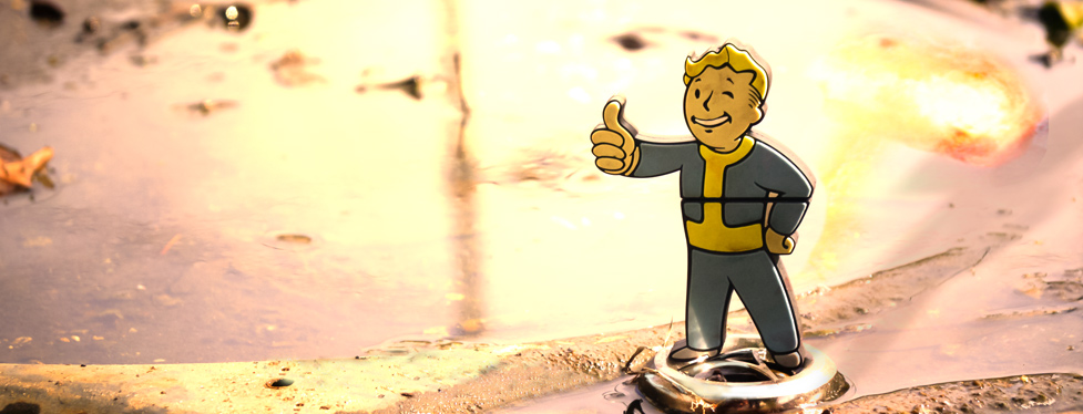 Vault Boy Custom Usb Drive 3