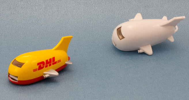 Airplane Flash Drives