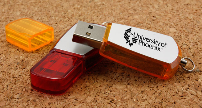Art Promotional Flash Memory