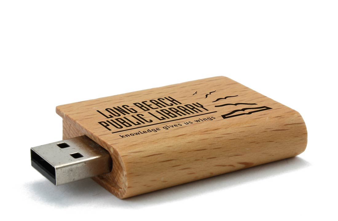 Book Promo Usb Drives