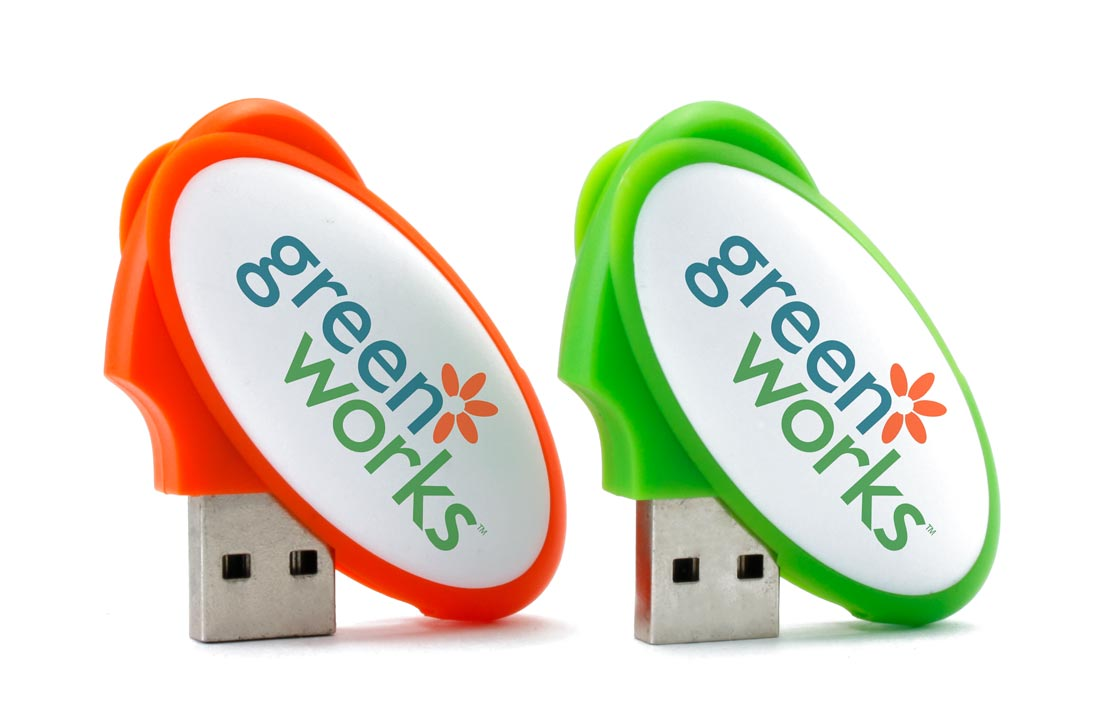 Egg Cheap Flash Drives