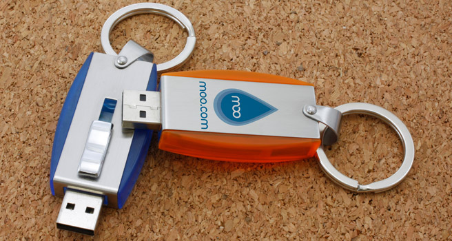 Fit2 Custom Printed Flash Drives