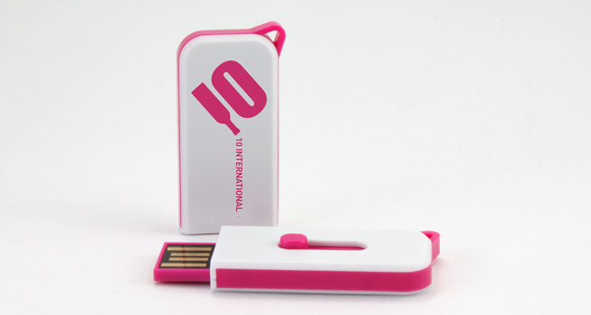 Mini-slide Promotional Usb Drives