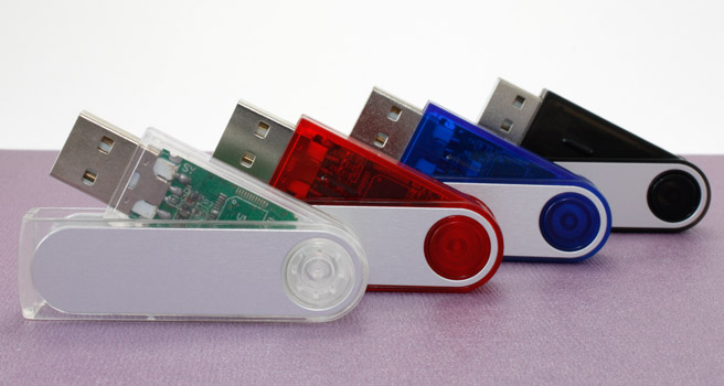 Power Usb Drives Promotional