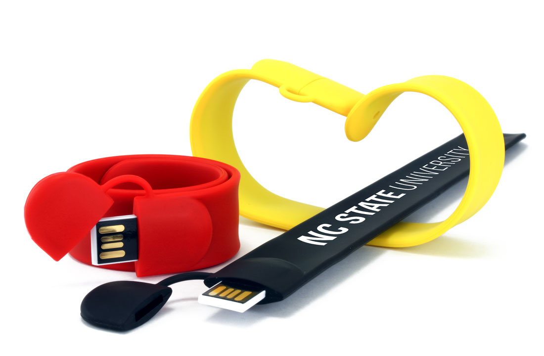 Slap Wrist Usb Flash Drive