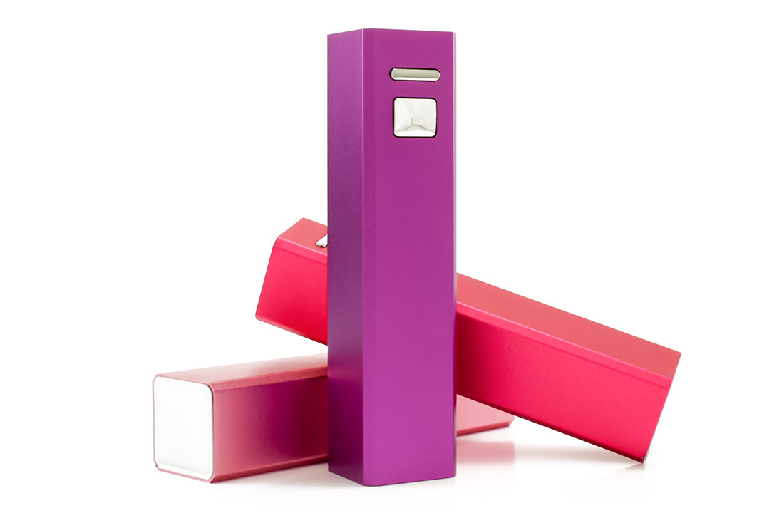 Square Power Bank Multi2l