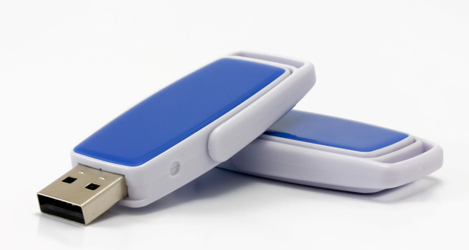 Swing-usb-blue