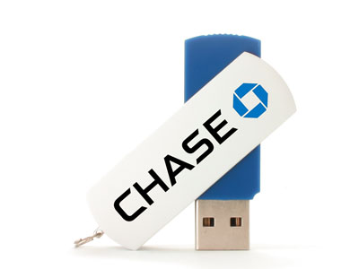Twister Branded Usb Drives