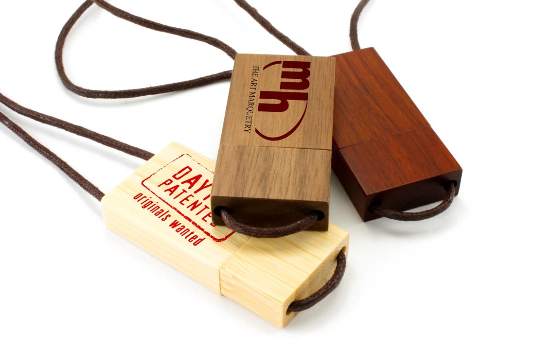 Wdr9 Custom Wood Usb