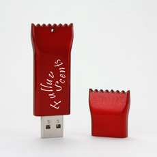 Wrapper Novelty Usb Drives
